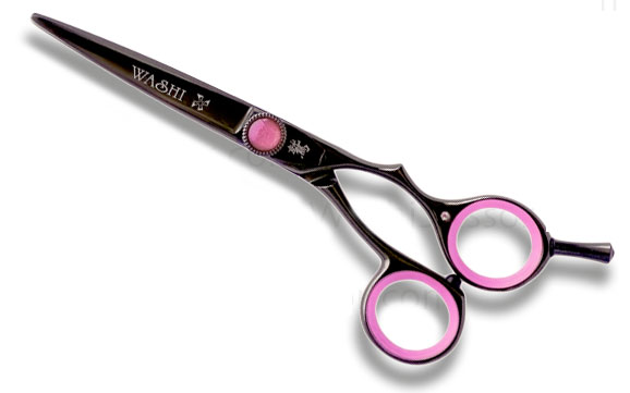Washi 2C53 K Black Rose Shears