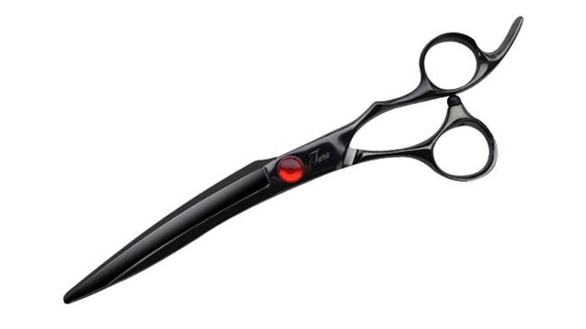 Tara XPB Black Titanium Scissors
