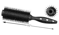 YS Park 580 Carbon Tiger Brush