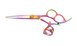 Washi 2SS101 GR Golden Rose 720 Double Swivel Shears