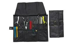 LC1003A Tri-Fold Leather Shear Case