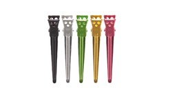 YS Park Medium Clips - 10 Hair Clips Per Package