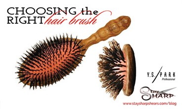 Choosing the Right YS Park Hair Brush