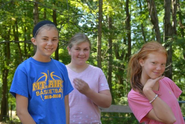 Teen Girl Adventure Camp